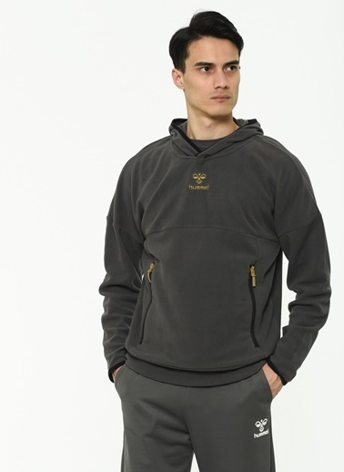 Hummel Hummel 2073021025 Charlıe Fermuarlı Erkek Sweatshırt Renkli